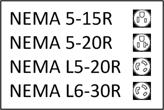 Nema on nema l6 30r diagram