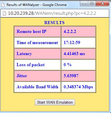 wanem-Wanalyzer